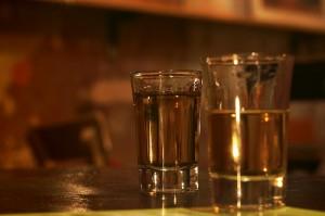 Pálinkás pohár készlet