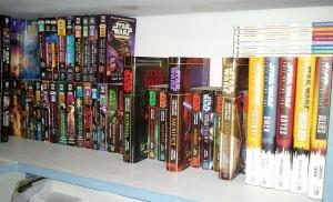 Star Wars könyvek
